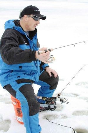 Vexilar ice fishing today sweepstakes