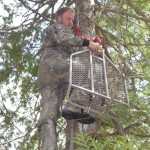 black-bears-by-bow-and-arrow-bill-vaznis-tree-stand