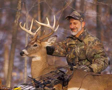 Bow Hunting The Late Deer Season By Brad Herndon Havalon Knives