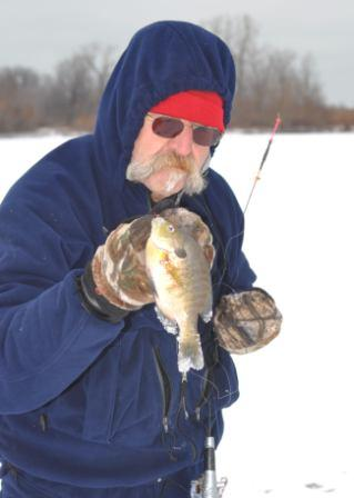 Fishing Tips on Flash Frozen Panfish Fillets By Mike Bleech   Havalon Knives