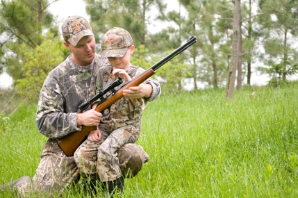 Hunting with Kids 002-A