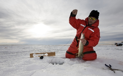 Five Tips for Battling Frigid Cold While Hunting and Fishing