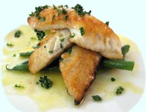 Baked-Buttered-Bluegill-Fillets