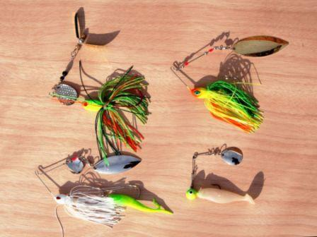 Best Bass Bait Spinnerbait