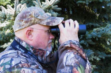 A good pair of hunting binoculars can improve your hunt