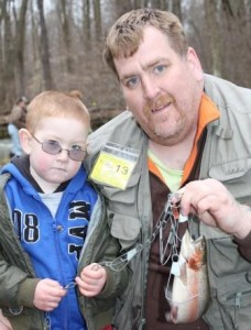 Capture memories of fishing with children that you will both look back on and enjoy.