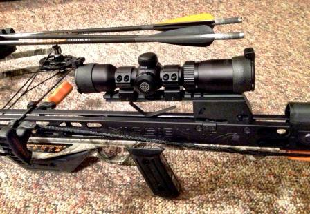 Mission Crossbow 448x310