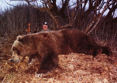 Brown Bear Guides with Havalon Know-How with Tom Carlson