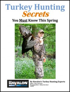 Turkey Hunting Secrets 480X621