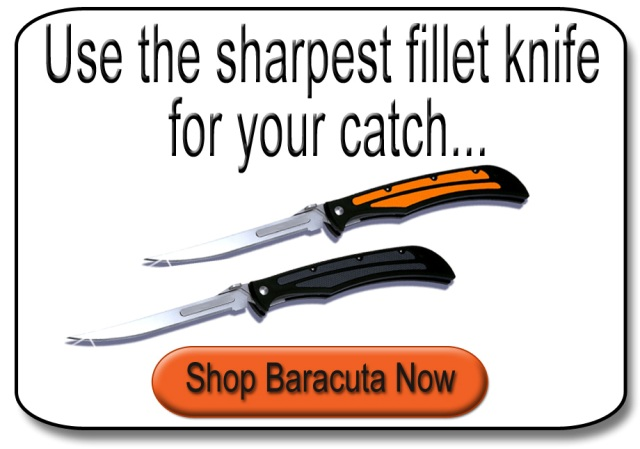 Havalon Baracuta fillet knife