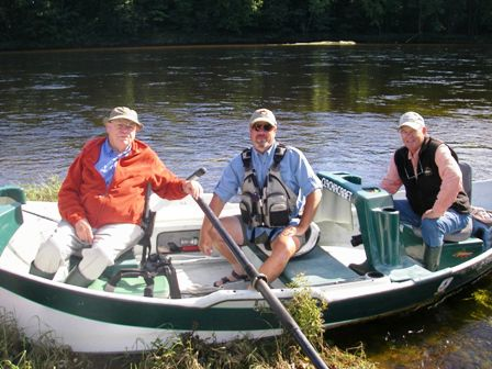 clunie, kreh and montgomery on androscoggin river 448x336