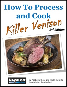 Cooking venison eBook
