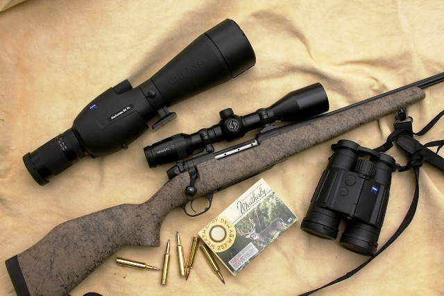 top end optics and flat shooting bolt action  640x427