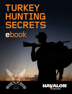 Turkey hunting secrets eBook