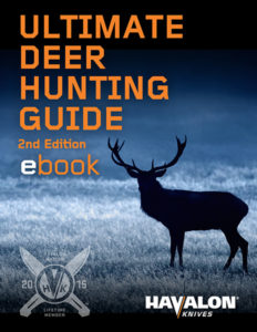 "Download your FREE copy of our ""Ultimate Guide to Deer Hunting Success, 2nd Edition"" eBook"