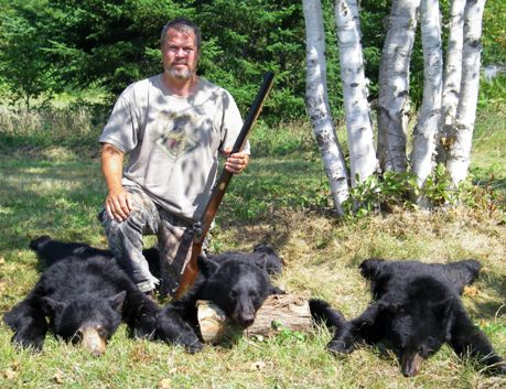 Dressing And Skinning Three Bears Can Be Daunting Without The Right Knife Know